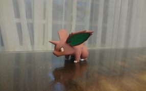 精靈寶可夢尼多郎打印模型
