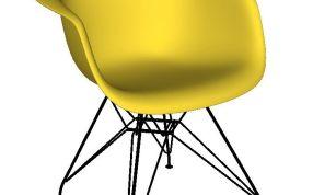 伊姆斯椅三维模型