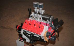 福特 V8发动机3D打印