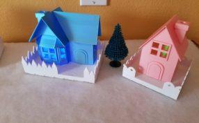 圣诞节小房子