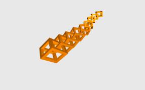立方體鏈子